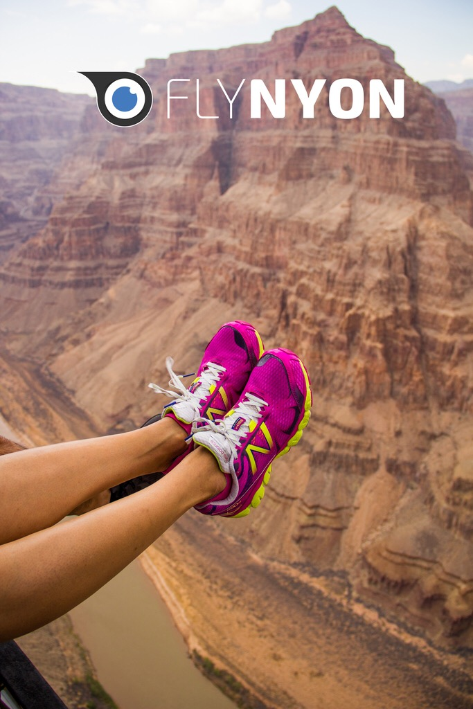 canyon-shoe-selfie